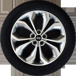 2015 Hyundai Santa Fe 19 inch Sport Rims